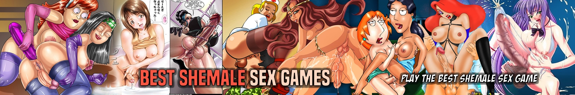 Shemale Sex Games